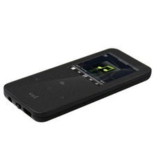 2016 nueva caliente original de 8 gb 1.8 pulgadas onn q9 metálica púrpura mini deporte con la radio de fm de música mp3 de la ayuda 1-32 GB micro TF/tarjeta SD