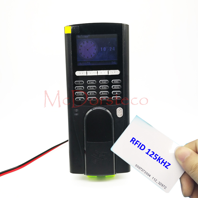 Tcp/ip rfid Access Control Rfid card Time Attendance and Access Controller Door Access Control Lock linux system tcp ip smart card access control system door access controller access control panel with time attendance function