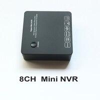 ONVIF Mini NVR 8CH DVR VGA&HDMI 1080P P2P Cloud Network video recorder for IP CCTV Security Camera Support RTSP Multi language