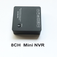 ONVIF Mini NVR 8CH Hybrid DVR HDMI 1080P H 264 P2P Cloud Network Video Recorder Nvr