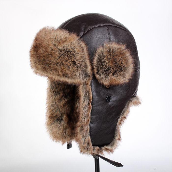 BooLawDee inverno caldo colbacco donne e uomini occhiali da sole ... 305b870f2df9