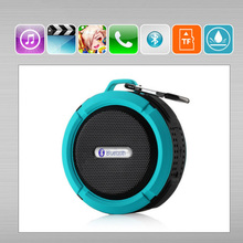 Wireless bluetooth speaker IPX7 waterproof mini speaker Shower Music Suction cup Handsfree sound box for mobile
