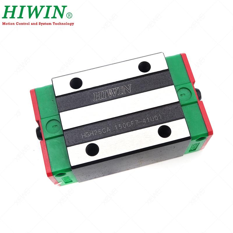 HIWIN Rail Block Slider HGH15CA HGH20CA HGH25CA HGH30CA HGH35CA HGH45CA Carriage