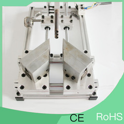 moving manual rubber sealing machine welder personal use for repair service