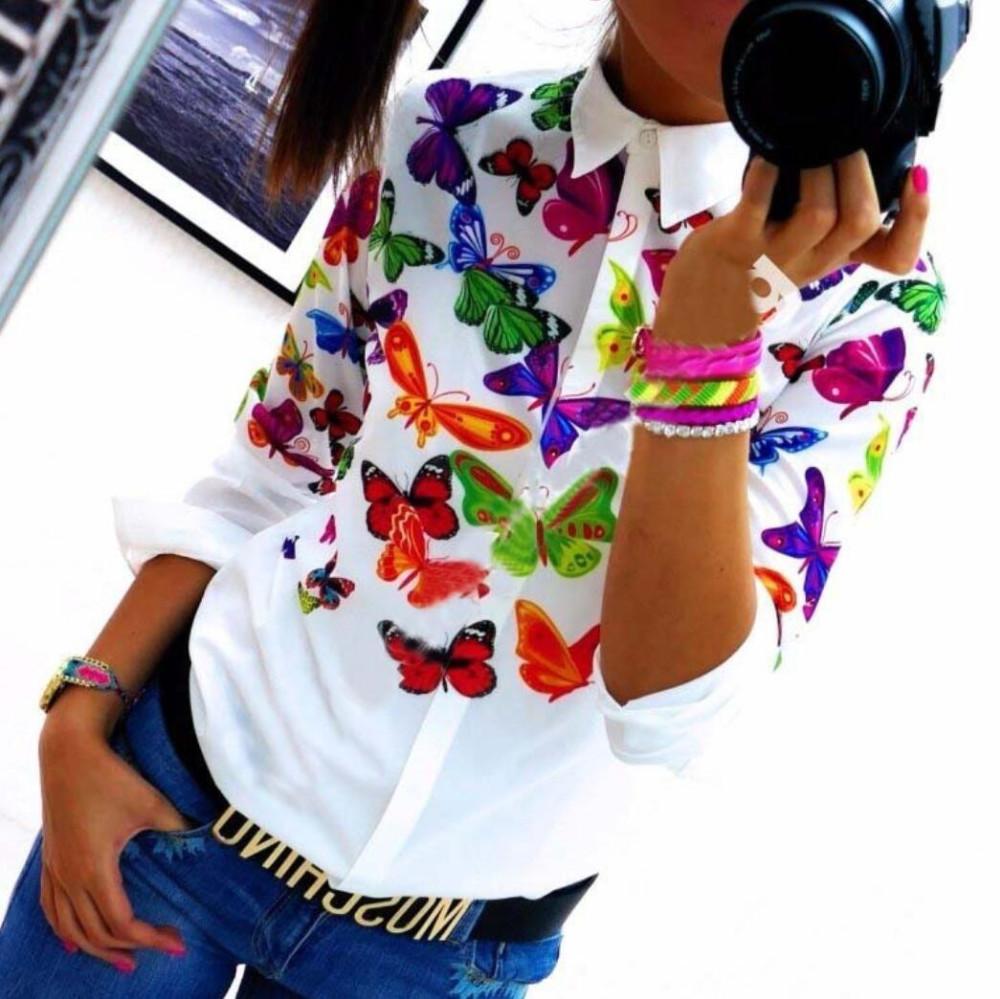 HTB1VCQIQVXXXXa1XXXXq6xXFXXX3 - White Shirt Elegant Floral/Butterfly Long Sleeve Blouses Female