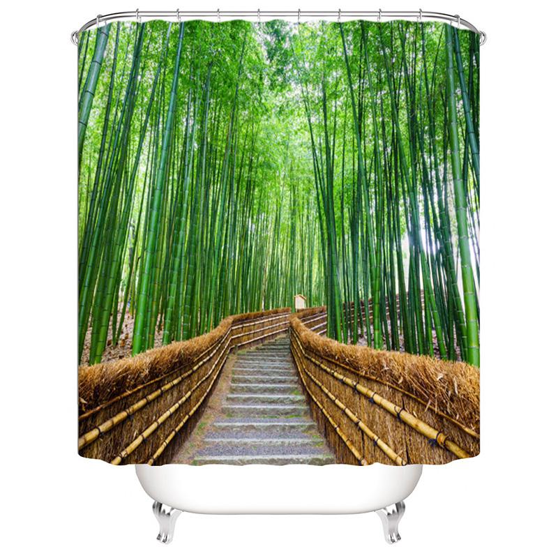 ... Chinesische Duschvorh\auml;nge Kaufen BilligChinesische   Badezimmer  Naturt Amp Ouml Ne ...