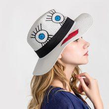 XIANXIANQING vaquero occidental sombrero para hombres mujeres Cartoon  sombreros piña patrón Cowgirl Jazz Cap ala ancha a4d3037d964