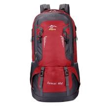 60 Liter High Capacity Unisex Waterproof Trekking Backpacks 40L Brand Designer High Quality Women Men Oxford