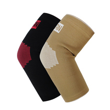 7bb23521f8 FANGCAN Elastic Gym Arm Protective Pad Sport Elbow Sleeve Brace for Pain  Relief and Sports Activity