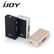 Original IJOY Asolo VW/TC Box Mod 200W Compatible with all types of e-cig wire materials High Quality Vape Asolo Mod