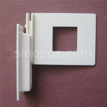 Corrugated Shelf Support Clip, pop exhibition corrugated construction displays board shelves dump bin connecter plastic bracket