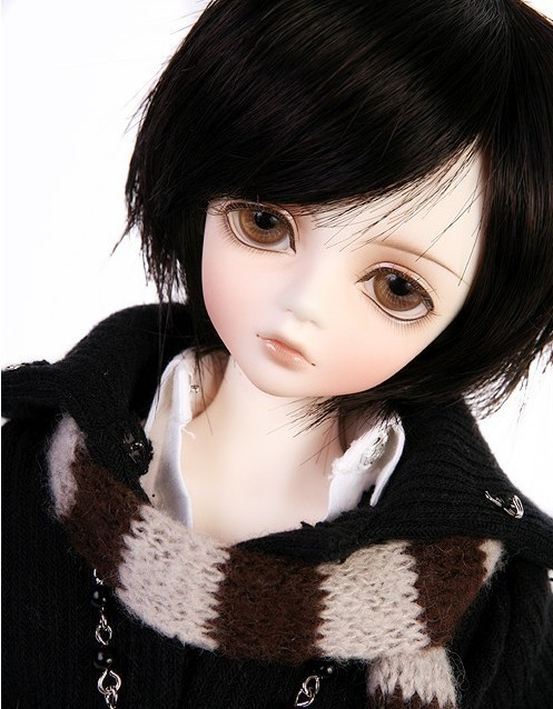 SuDoll high quality 1/4 BJD Doll BJD/SD Cool Doll Baby Doll Toy handsome grey woolen coat belt for bjd 1 3 sd10 sd13 sd17 uncle ssdf sd luts dod dz as doll clothes cmb107