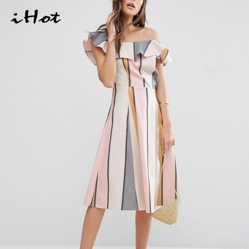 Вертикальные рюши на платье