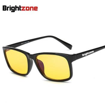 Brightzone Anti Blue Light Glasses Men Women Stop Eye Stain Sleep Better Defence Radiation Computer Night Driving Gaming Glasses 2