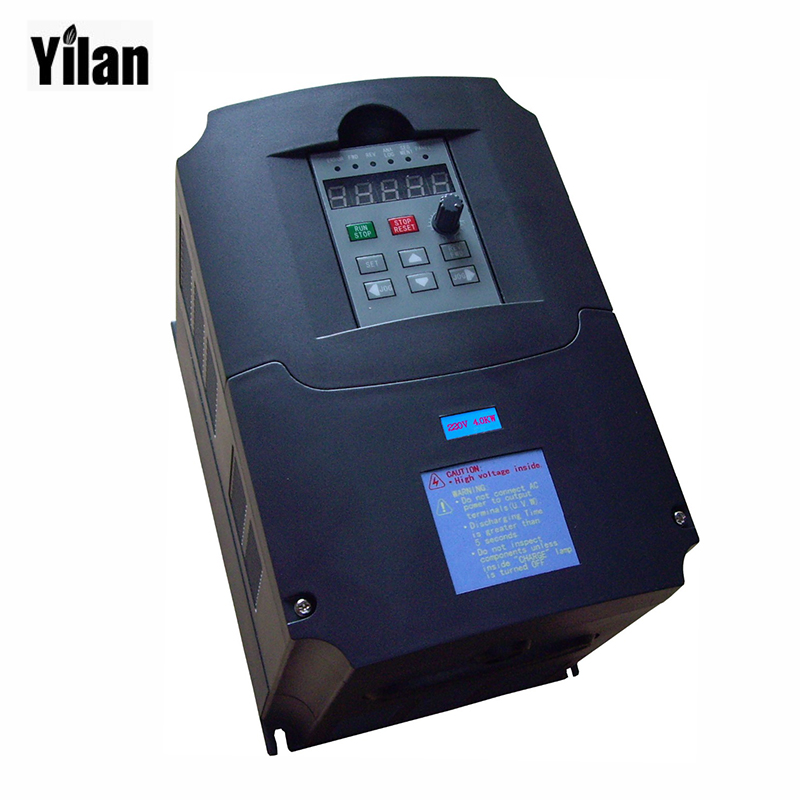 Inverter,1500 watt (1.5KW) , input 220V output 380V Variable Frequency Drive for 1.5KW Motor Speed Control, Drive Capacity: 7KVA inverter 1500 watt 1 5 kw 1000hz 220v input 75v output inverter vfd for 1 5kw motor speed control drive capacity 2 8kva