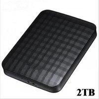 New M3 2.5 USB3.0 External Hard Drive 2TB Black HDD AKiTiO 500GB 1TB hdd Portable disk Hot sales 3 Year Warranty