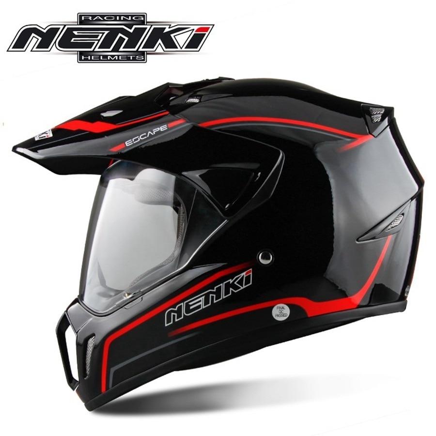 Free shipping 1pcs High Quality ABS DOT ECE Full Face Off Road Racing Moto Helmet Capacete Motocross helmets Motorcycle Helmet