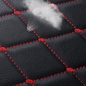Image 5 - หนังPUรถUniversal Autoภายในรถด้านหน้าด้านหลังเบาะโฟร์ซีซั่นอุปกรณ์เสริมภายใน