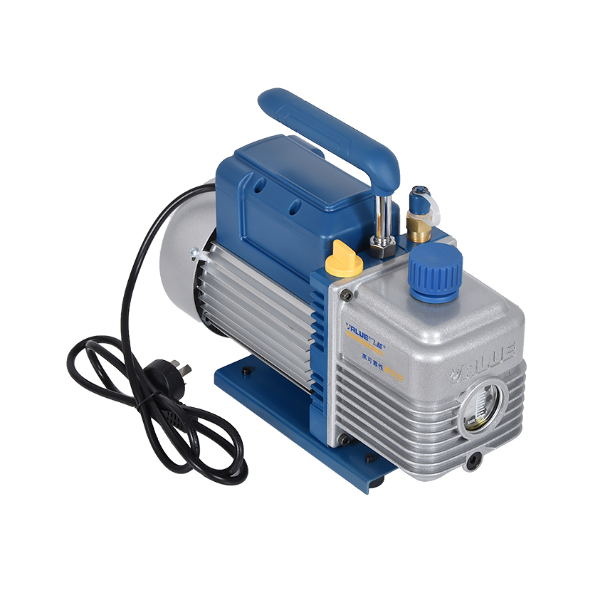 Professional Portable 2L Vacuum Pump FY-2C-N Laboratory Suction Filtration Air Conditioning Maintenance 220V 250W 2pa Hot Sale fy 2c n 2l mini vacuum pump filtration experiments air conditioning fridge 2mpa model vacuum pump 250w 7 2m3 h