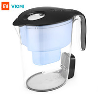 Original XIAOMI VIOMI VH1Z A Smart UV Disinfection Multi Effect Water Filters Pitcher Xiaomi Water Purifier For Home Office