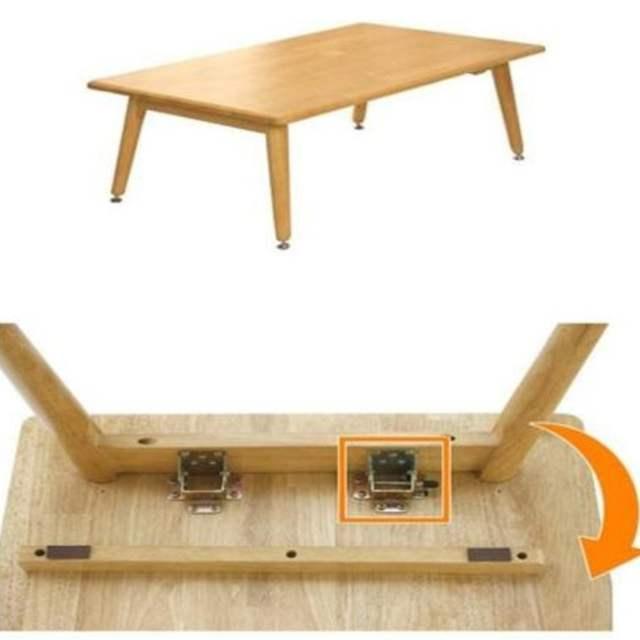 Bon Placeholder 4Pcs/Lot Locking Folding Bracket FOLDING TABLE LEG Hinges With  Screws Furniture RV Brackets
