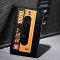 REMAX Cinta Magnética Banco de la Energía 10000 mAh Powerbank Teléfono Móvil Cargador de Batería de Reserva Externa Pack Con Doble USB LLEVÓ la linterna