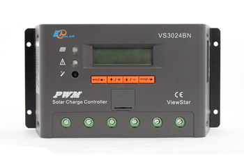 30A Controller EPEVER PWM solar charger regulator 30amps 12V 24V Auto Switch LCD Display Screen EPSolar