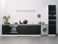 melamine/mfc kitchen cabinets(LH ME020)