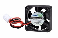 3D Printing 30 10 Ball Bearing Fan 12 24V 10000 Turn Single Head Colour Mixture Two