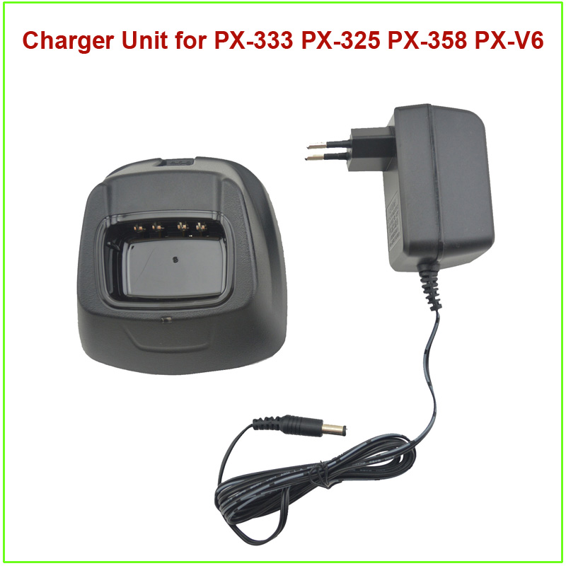 Original Puxing Charger For PB-33L Li-ion Battery PU XING  PX-333 PX-325 PX-358 PX-V6 Walkie Talkie