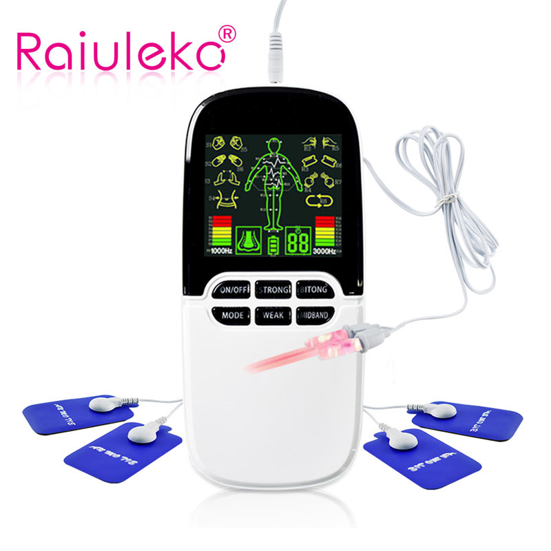 Electronic Pulse Massager Sinusitis RhinitisCure Therapy Massage Hay fever Low Frequency Pulse Laser Nose Health Care Machine все цены