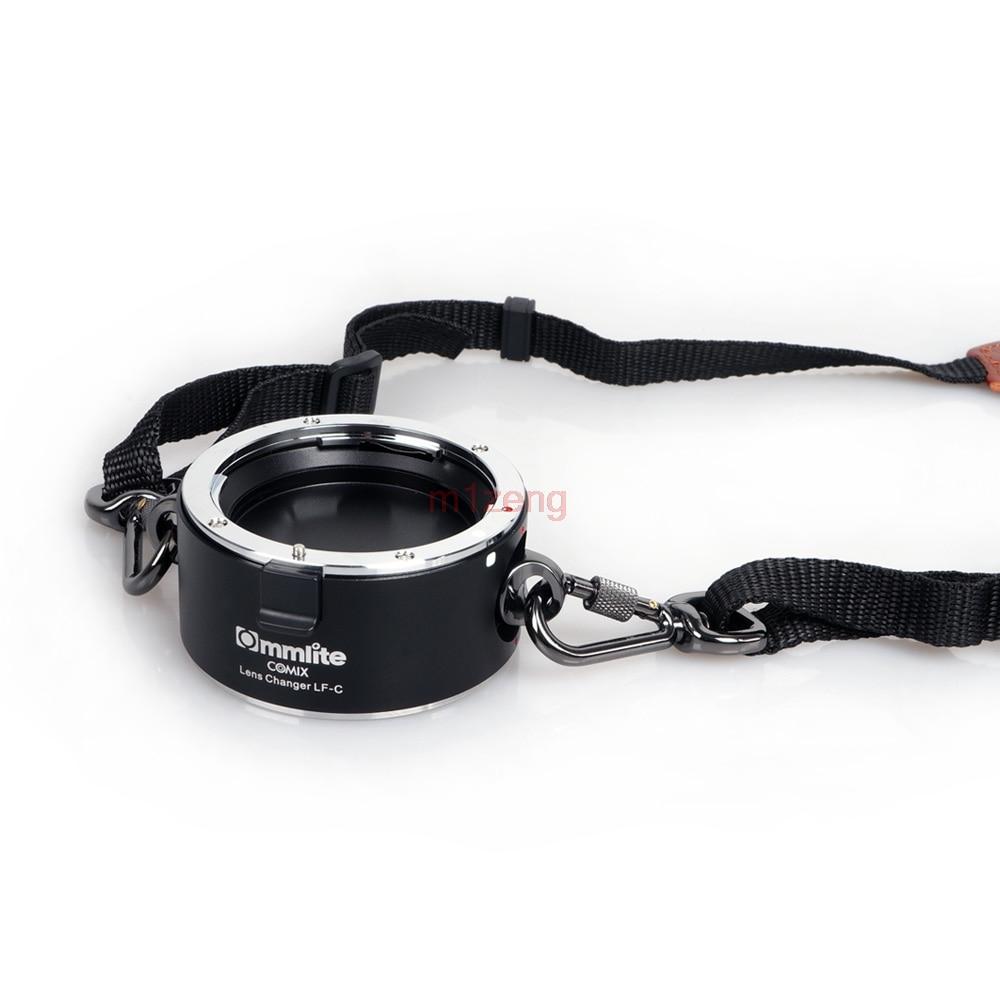 Soporte de lente doble cambiador de aleta herramienta de cambio rápido para canon ef-s ef nikon f sony e montaje a7 a7r a7sii lente de cámara
