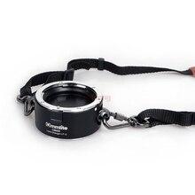 Çift lens tutucu Değiştirici Flipper değiştirici hızlı değişen aracı için canon ef s ef nikon f sony e dağı a7 a7r a7sii kamera lens