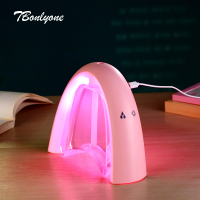 TBonlyone 400ML Mini USB Air Humidifier For Baby Living Bedroom USB Air Humidifier Aroma Essential Oil