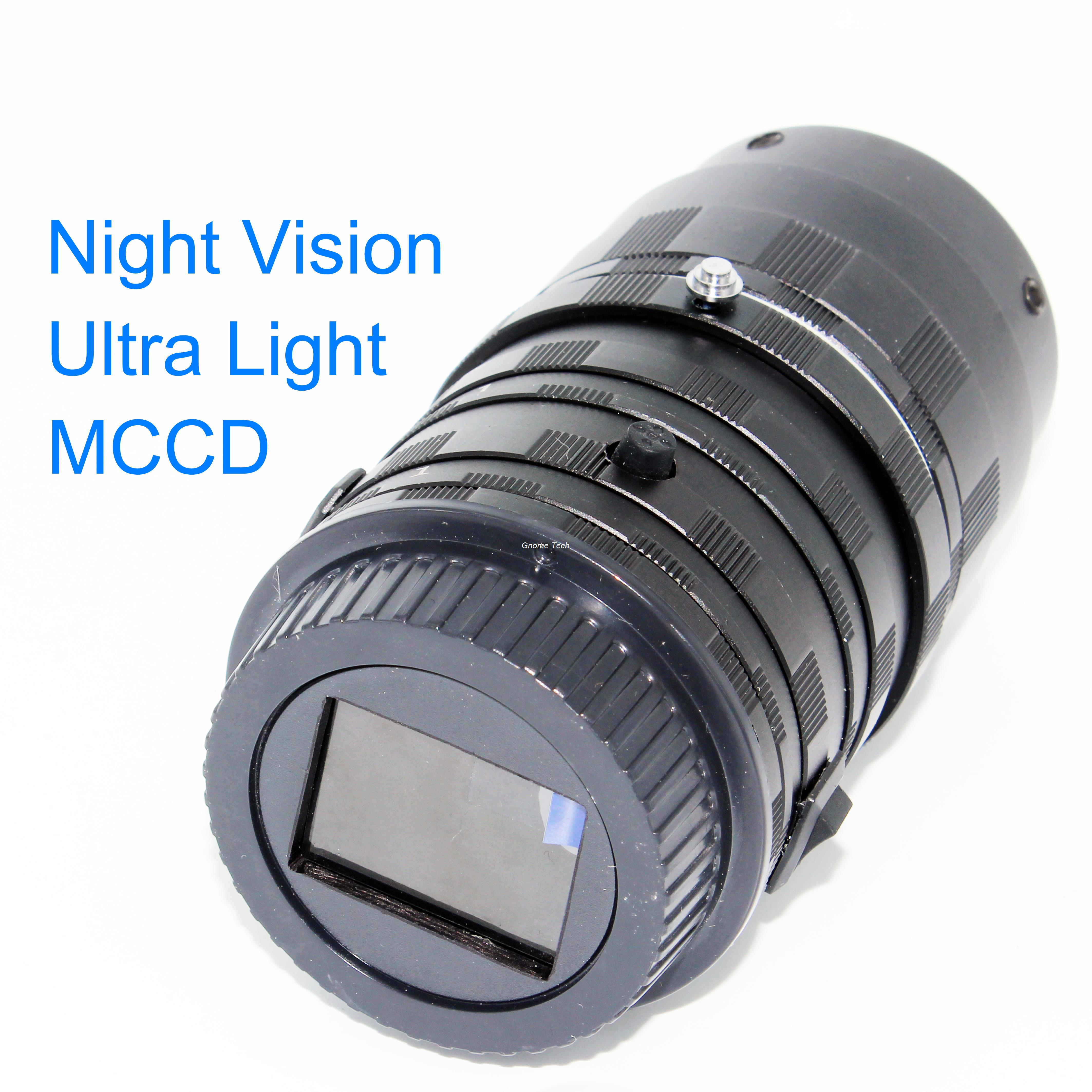 Infrared Electron Eyepiece Night Vision Monocular MCCD Hunting With Display Goggles Scope Device Riflescope Customizable
