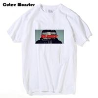 Mr Robot T Shirt Men 2017 New Fashion TV Show Elliot Alderson Printed T Shirt 100