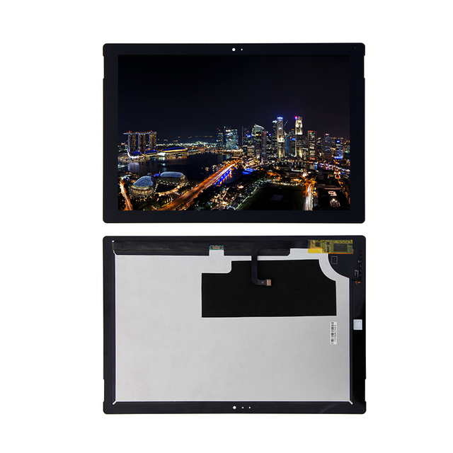 For Microsoft Surface Pro 3 (1631) TOM12H20 V1.1 LCD Display Touch screen Digitizer Assembly Free Tools