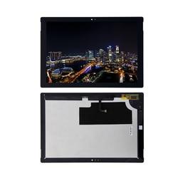 Para Microsoft Surface Pro 3 (1631) TOM12H20 V1.1 pantalla LCD MONTAJE DE digitalizador con pantalla táctil herramientas gratis