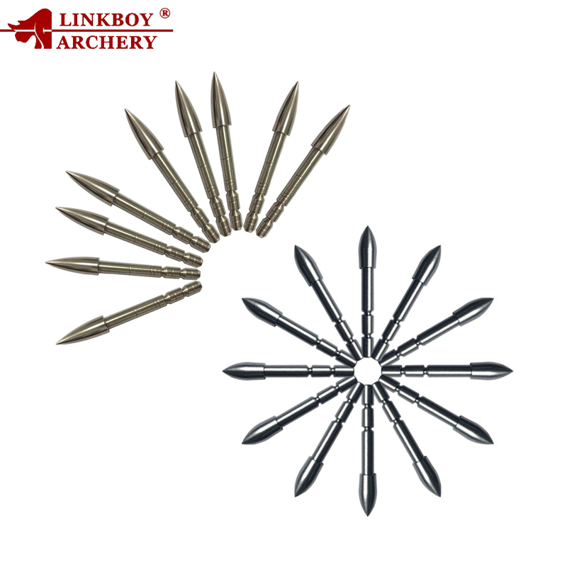 12pcs Linkboy Archery Insert ID4.2mm Carbon Arrows Shaft