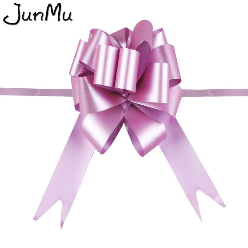 Detail Feedback Questions about DIY Wrap Ribbon Pull Bows Ribbons