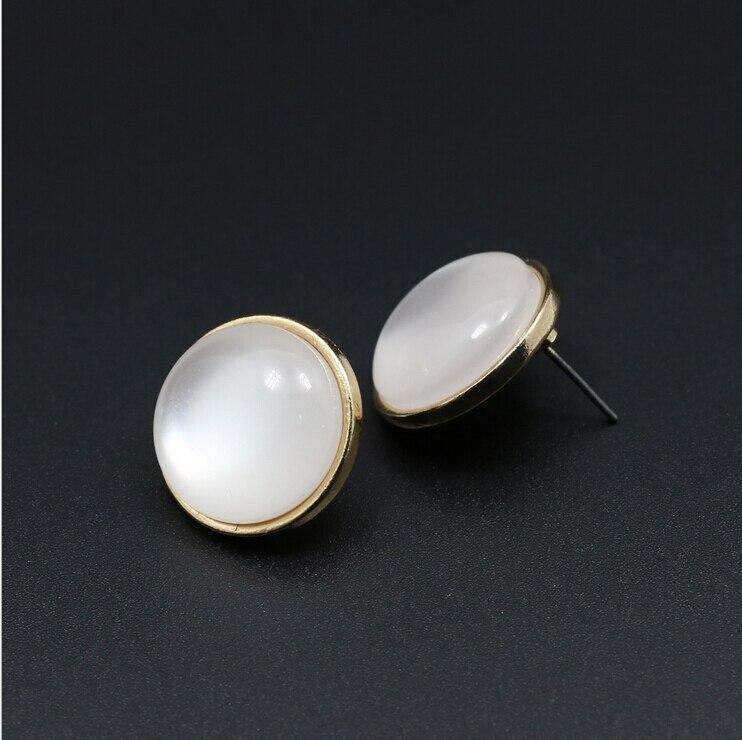 2017 gold color fashion jewelry simple classic designs single ...