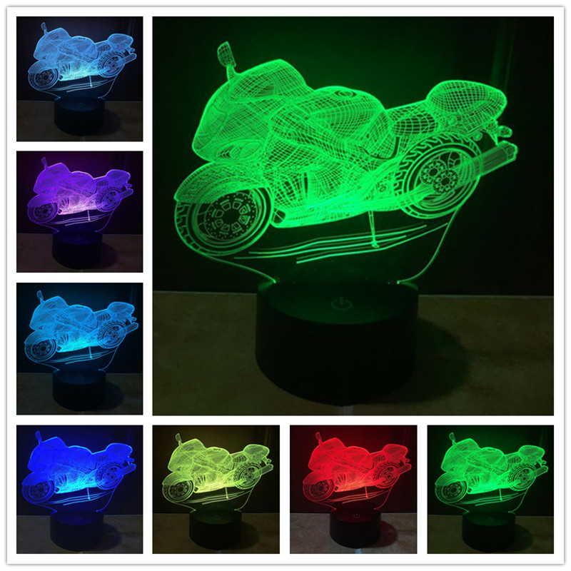 Popular Motorcycle Table Lamp Buy Cheap Motorcycle Table