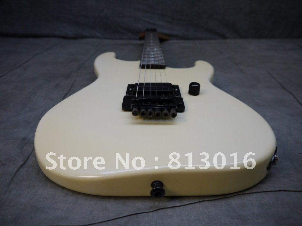Excellent Quality Charvel Model 2 Electric Guitar White