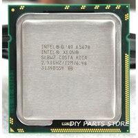 INTEL XONE X5670 CPU INTEL X5670 PROCESSOR LGA 1366 Six core 2.93 MHZ LeveL2 12M 6 core