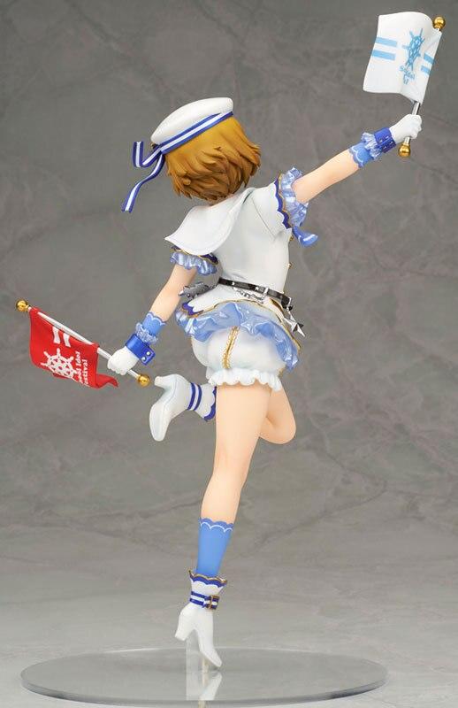 ФОТО 1pcs anime character ALTER Lovelive! Hanayo Koizumi on sailor suit action pvc figure model tall 26cm.