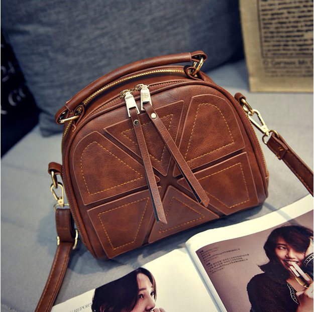 2017 Small Women Messenger Bags Ladies Handbags Women Bags Totes Woman Crossbody Bags Shoulder Fashion Designer Bag Patchwork