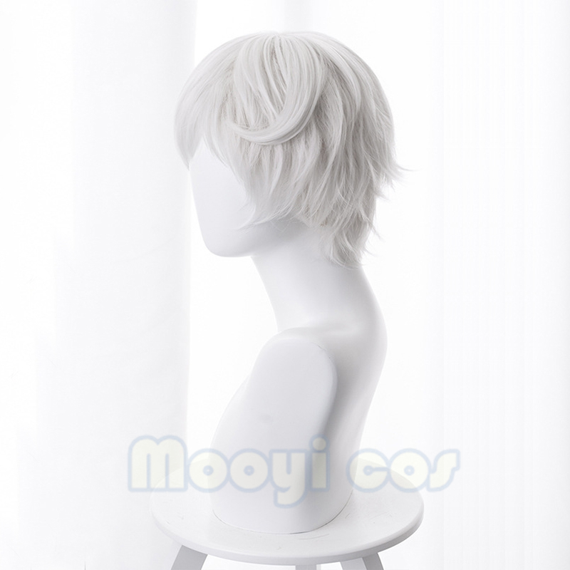 Norman cosplay wigs01