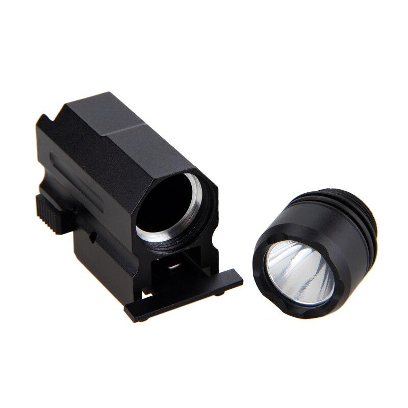 3000lm xpe q5 led caça luz com