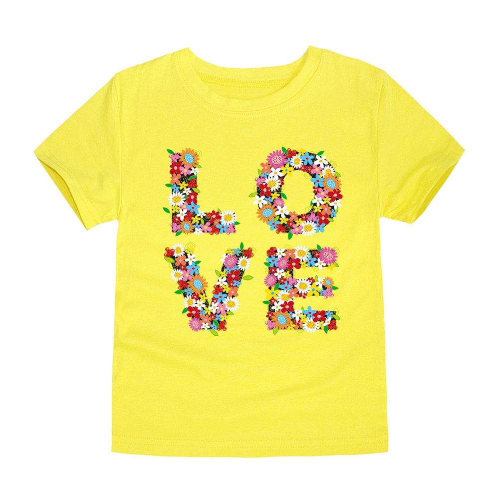 HTB1VCajSFXXXXb2XFXXq6xXFXXXd - SMHONG 2017 Baby Girls Flower T-shirt Summer Clothing for Girl Kids Tees Children Short Sleeve T shirt 100% cotton Top quality