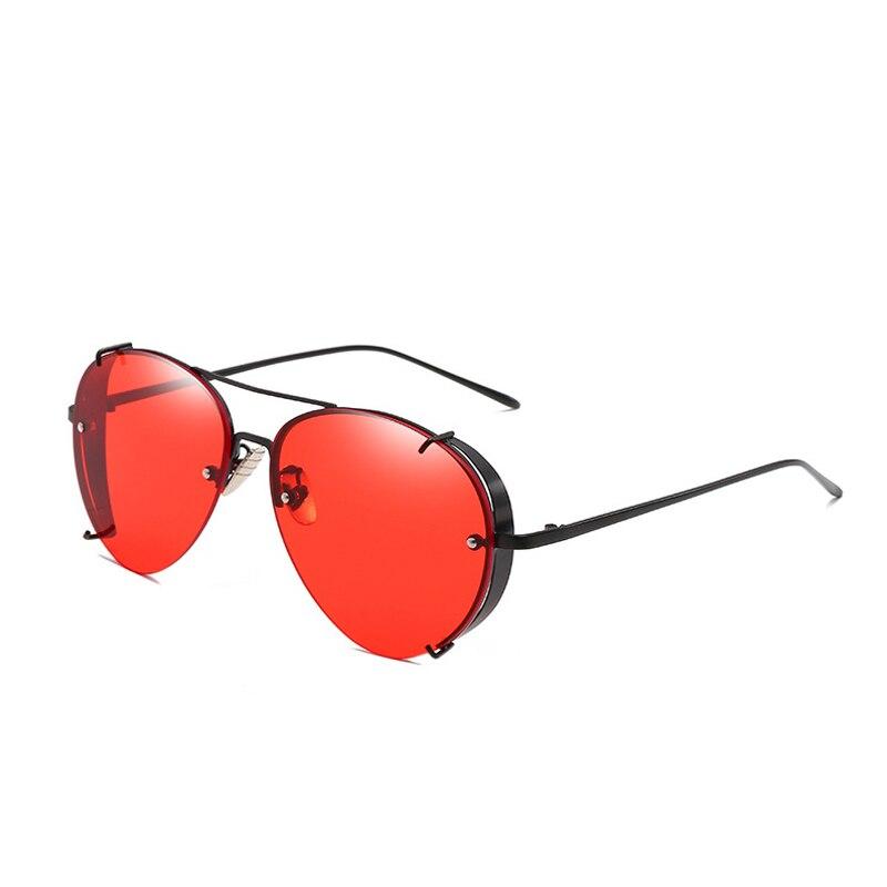 Oval Sunglasses Women Mens Luxury Sun Glasses Gafas Eyewear Unisex Goggles Oculos Shades 66378J
